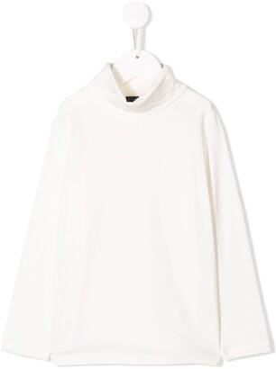 Il Gufo Roll Neck Sweatshirt