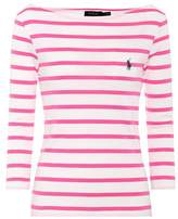 Polo Ralph Lauren Striped cotton top