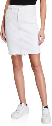 JEN7 by 7 For All Mankind Pencil Skirt