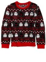 JEM Boy's Holiday Wars Sweater