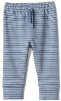 Gap Stripe soft terry pants