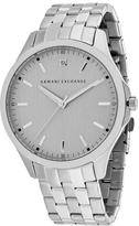 Giorgio Armani Exchange Hampton AX2170 Men's Stainless Steel Watch with Diamond Accent