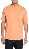 Tommy Bahama Men's Big & Tall Bali Skyline Pocket T-Shirt