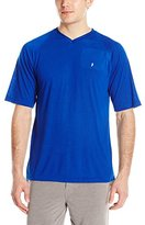 Jockey Men's Poly Viscose V-Neck Top