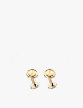 Cartier LOVE 18ct gold cufflinks