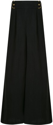 Thurley Il Mare wide-leg trousers
