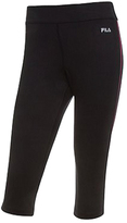 Fila Women's Side Piped Tight Capri