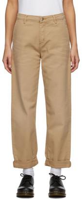 Carhartt Work In Progress Brown W Pierce Jeans