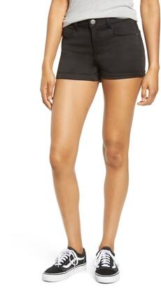Tinsel Cuffed Shorts