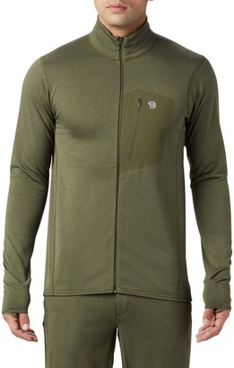 Mountain Hardwear Type 2 Fun Full Zip Jacket