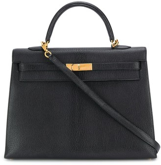 Hermes 2002 pre-owned Kelly Sellier 35 tote