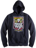 Disney Mickey Mouse Rock 'n Roller Coaster Hoodie for Adults