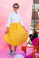 Shabby Apple Grand Skirt Yellow
