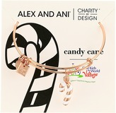 Alex and Ani Charity By Design Candy Cane