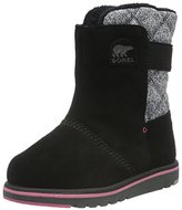 Sorel Girls Youth Rylee Mocassins Boots,4 Child UK 37 EU
