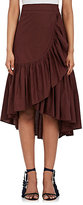 Ulla Johnson Women's Camila Cotton Midi-Skirt