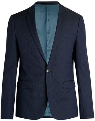 The Kooples Wool-Blend Suit Jacket