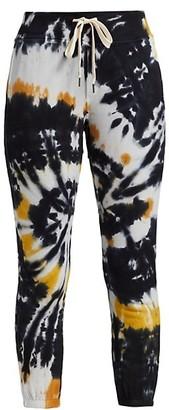 NSF Sayde Tie-Dye Slouchy Sweatpants