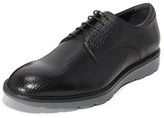 Z Zegna Hybrid Derby Lace Up Shoes