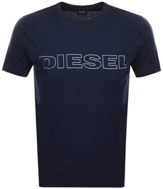 Diesel Jake T Shirt Navy