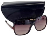 Marc by Marc Jacobs Mauve Tortoiseshell Sunglasses