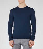 Reiss Sardinia Lightweight Crew-Neck Jumper