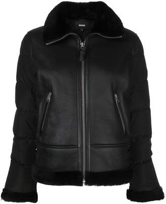 Mackage Vilma funnel-neck jacket
