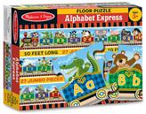 Melissa & Doug Alphabet Express Floor Puzzle - 27 Pieces