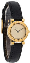 Tiffany & Co. 18K Gold Atlas Watch