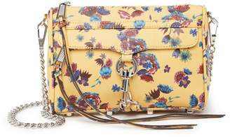 Rebecca Minkoff Mini MAC Floral Convertible Crossbody Bag