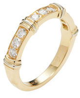 Cartier Vintage Yellow Gold & Diamond Contessa Ring