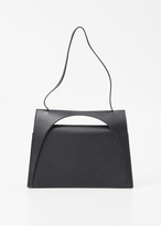 J.W.Anderson black large moon bag