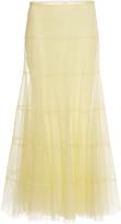 John Galliano Dancing Tulle Skirt