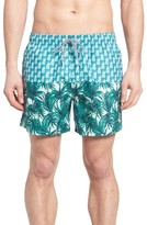 Ted Baker Men's Pineblo Swim Trunks