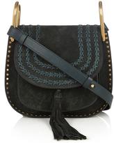Chloé Hudson small suede cross-body bag