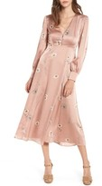 Women's Astr The Label Jewel A-Line Dress