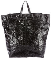 Alexander Wang Cracked Vinyl Tote