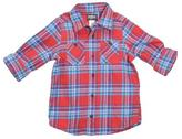 Osh Kosh OshKosh 2-Pocket Plaid Button-Front Shirt
