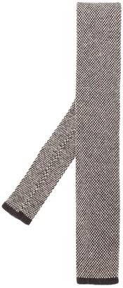 Brunello Cucinelli Knitted Cashmere Tie