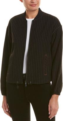 Armani Exchange Wool-Blend Jacket