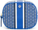 Tory Burch 'Gemini Link Stripe' make up bag