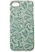Paisley Print Iphone 8 Case