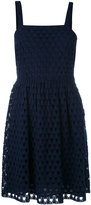 MICHAEL Michael Kors crochet dress - women - Cotton - 2