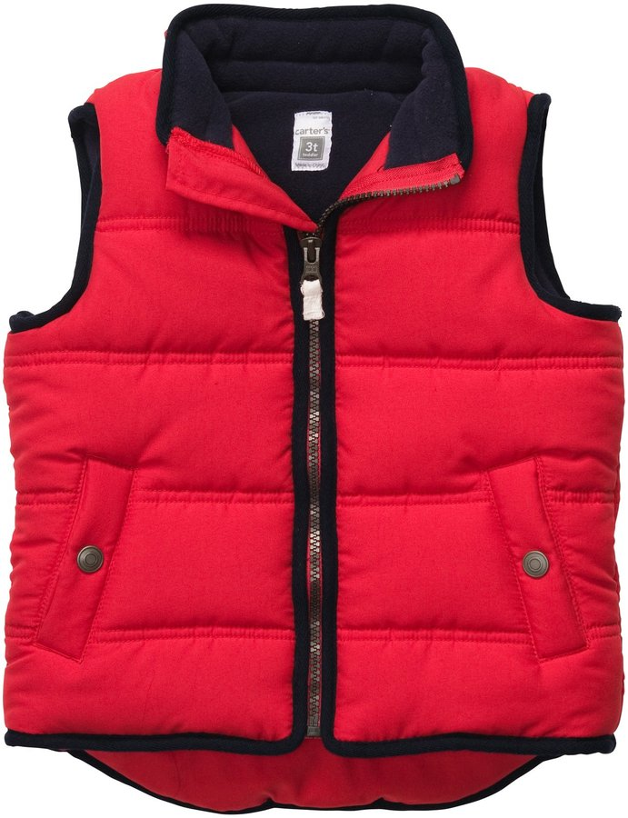Carter's Toddler Puffer Vest