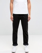 Lee Jeans Daren Regular Stretch Slim Fit Clean Black