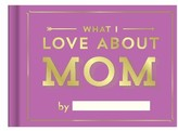 Knock Knock What I Love About Mom Journal - Purple