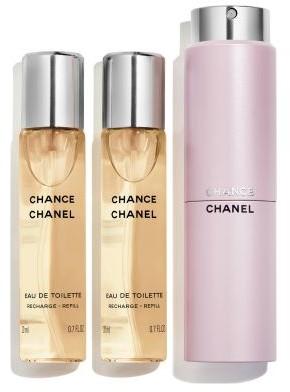 Chanel CHANEL CHANCE Eau de Toilette Twist And Spray
