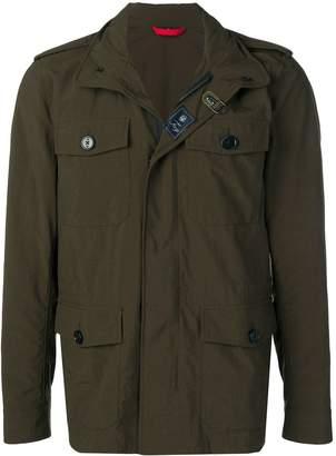 Fay classic military jacket