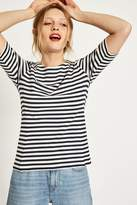 Jack Wills Brenna Short Sleeve Stripe Top