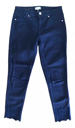Ted Baker Blue Cotton - elasthane Jeans for Women